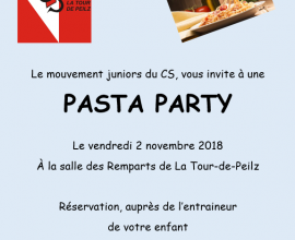 pasta-party